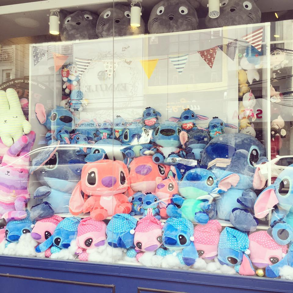 Window of Stitch